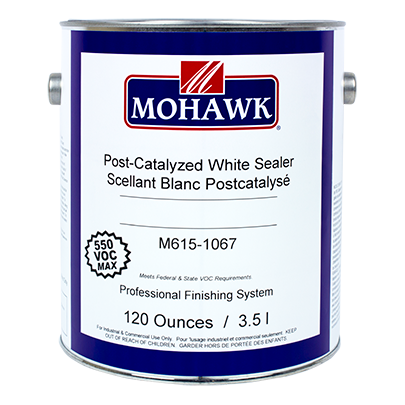 Mohawk Post Catalyzed White Sealer M615 1067