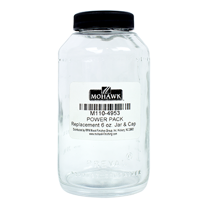 Mohawk | Power Pack Replacement Jars w/ Caps M110-4952