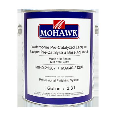 Mohawk | Waterborne Pre Catalyzed Lacquer M640-21007