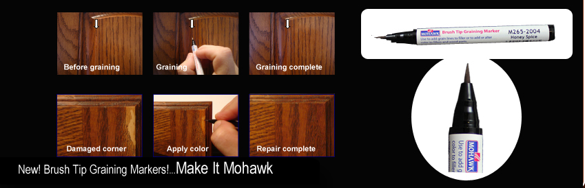 Wood Amp Leather Touch Up Amp Repair Products By Mohawk Finishing
