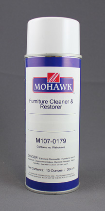 Furniture Cleaner and Restorer Aerosol