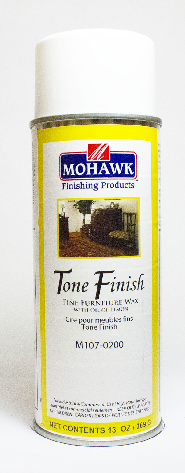 Tone Finish Furniture Wax w/ Lemon Oil