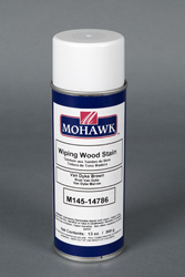 Wiping Wood� Stain Aerosol