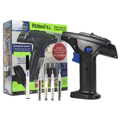 PERMAFILL� Wood Touch-Up & Repair System