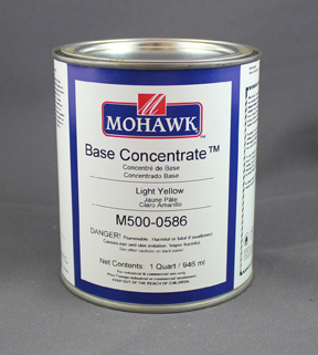 Base Concentrate Pigmented Stain Colorant