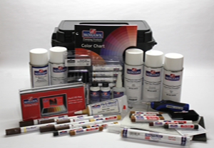 Flooring Installation Touch-Up Kit