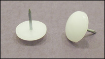 Glide-Oval Plastic