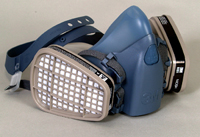 Professional Series Respirator Assembly