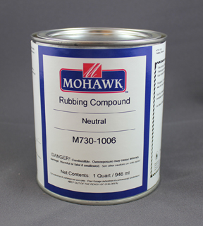 Level I Rubbing Compound - Low